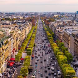 Avenue des Champs-Elysées, Paris