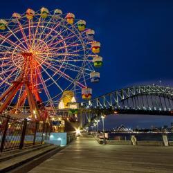 Luna Park Sydney -huvipuisto