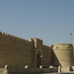Dubai Museum In Al Fahidi Fort, Дубай