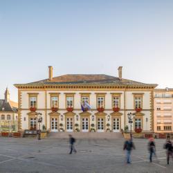Wilhelmsplatz/Place Guillaume II, Luxemburg