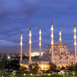 Central Mosque, 아다나