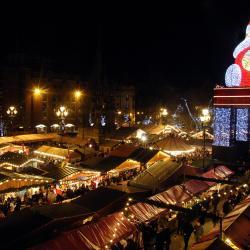 Weihnachtsmarkt Manchester, Manchester