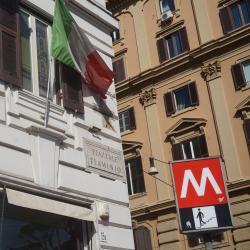 Estación de metro Flaminio - Piazza del Popolo