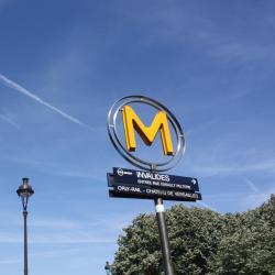 أنفاليد (مترو باريس)