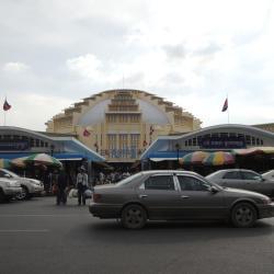 السوق المركزي, بنوم بنه