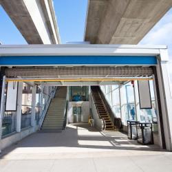 Estação de Skytrain Bridgeport