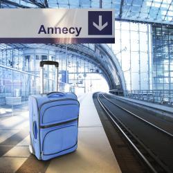 Estación de tren de Annecy