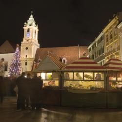 Bratislava Christmas Market, Братислава