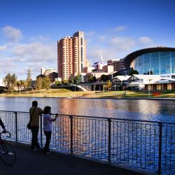 az Adelaide Kiállítási Központ