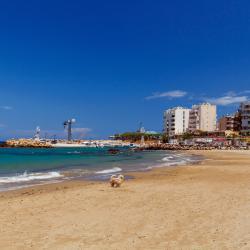 Plaża Nea Chora