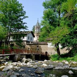 Dryanovo kloster, Dryanovo