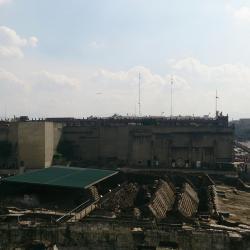 Centro ceremonial de Tenochtitlán