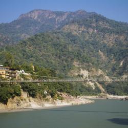viseči most Laxman Jhula