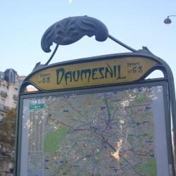 metrostation Daumesnil