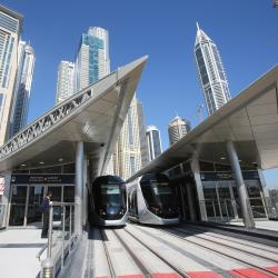 Marina Towers Tram Station