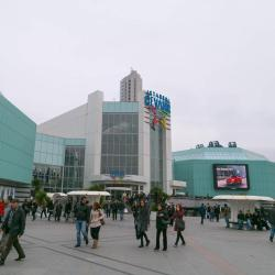 İstanbul Cevahir Shopping and Entertainment Centre, Istanbul