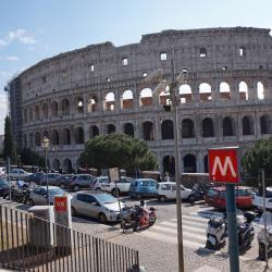 Estación de metro Colosseo