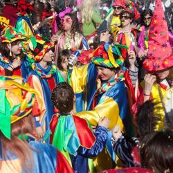 Karnevalet i Zakynthos
