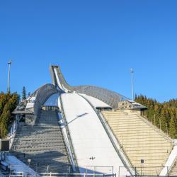 Skocznia narciarska Holmenkollen, Oslo