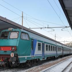 Estación de tren de Trieste