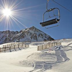 Grands Montets Ski Lift