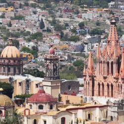 Las Monjas Temple, San Miguel de Allende