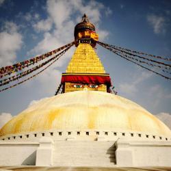 svētnīca Boudhanath, Katmandu