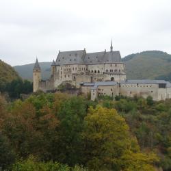 Vianden Castle, Vianden