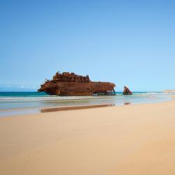 Cabo Santa Maria Shipwreck