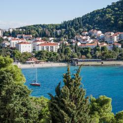 Badia de Lapad, Dubrovnik