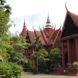 National Museum, Пномпень