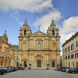 Catedral de St. Paul, Mdina