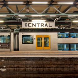 Центральный железнодорожный вокзал Сиднея