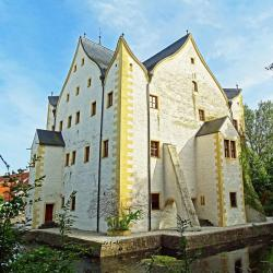 Moated Castle Klaffenbach