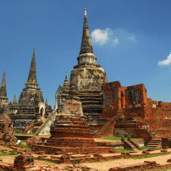 Parc històric d'Ayutthaya