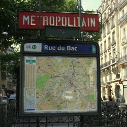 Stazione Metro Rue du Bac