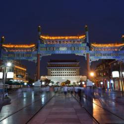 Straße Qianmen