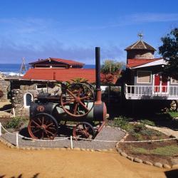 Isla Negra House, El Quisco