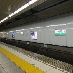 Métro Meiji-jingūmae