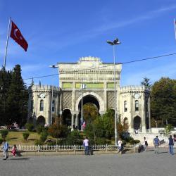 Beyazit-plein, Istanbul