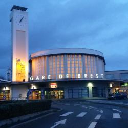 Stazione Ferroviaria di Brest