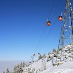 Ski center Borovets