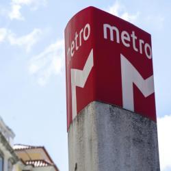 Метростанция Sao Sebastiao – Av. Antonio Augusto de Aguiar