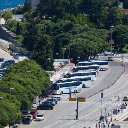 Split Bus Station, Split