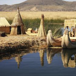 的的喀喀湖(Titicaca Lake), 普諾