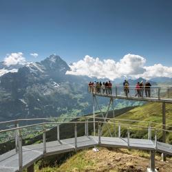 Monte First, Grindelwald