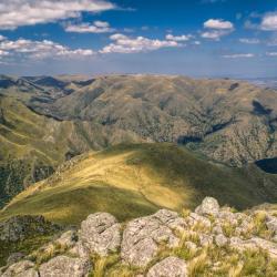 Góra Uritorco, Capilla del Monte