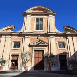 San Francesco a Ripa Church