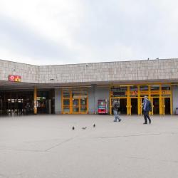Florenc stanice metra