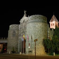Brama miejska Puerta de Bisagra